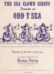 Πέμπτη 13/6: η παράσταση odd-y-sea ανοίγει το θερινό καφενείο της κατάληψης