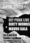 D.I.Y. punk live 26/2