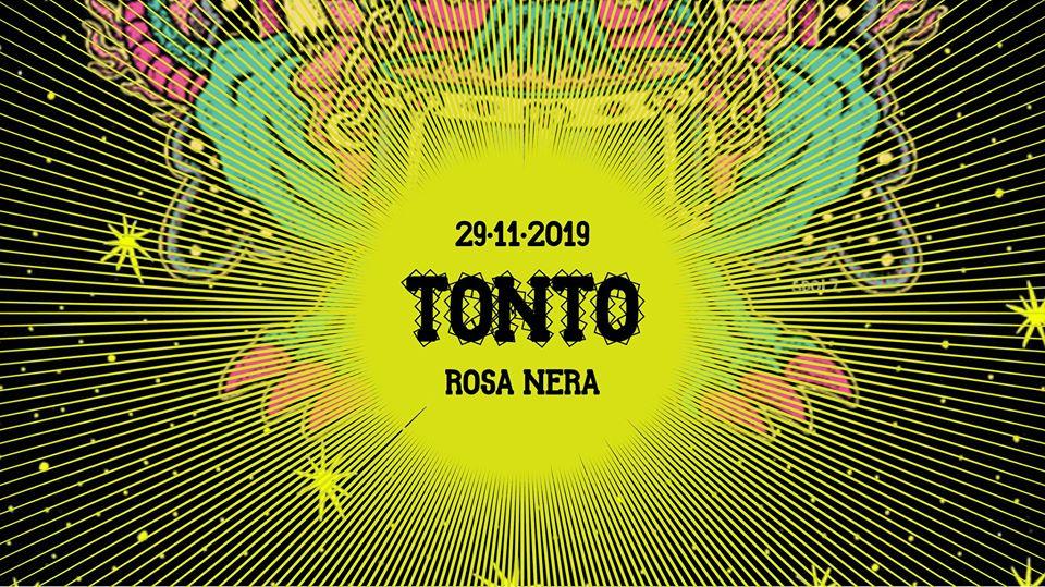 Tonto (live) από την Μουσική Αμηχανία την Παρασκευή 29 Νοεμβρίου στις 10 μ.μ.